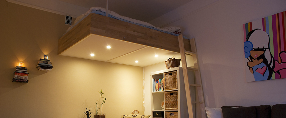 Loftdesign Se We Design And Manufacture Lofts Loft Beds